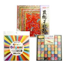 15cm x 15cm 120PCS Japanese Origami Paper 40 Colors !