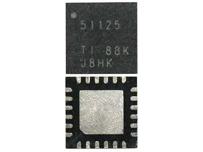 2x Tps51125  Texas instruments  TPS51125 TPS51125RGE TPS51125RGER 51125 QFN24