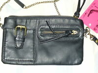 Black Shoulder Crossbody,handbag Clutch Purse - Born Famous Couture