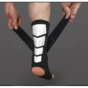 Breathable-Ankle-Support-Sports-Safe-Brace-Stabilizer-Foot-Strap-Wrap-Bandage