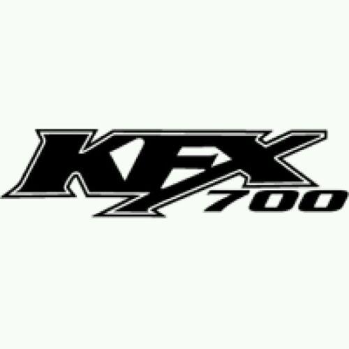 Pegatina Adhesivo KAWASAKI KFX 700 14 CMS Sticker Aufkleber Autocollant