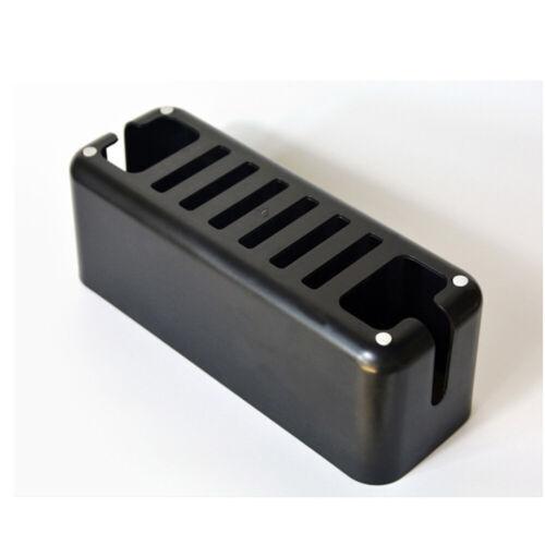Power Cord Storage Box Power Strip Wire Organizer Cable Management Holder Case