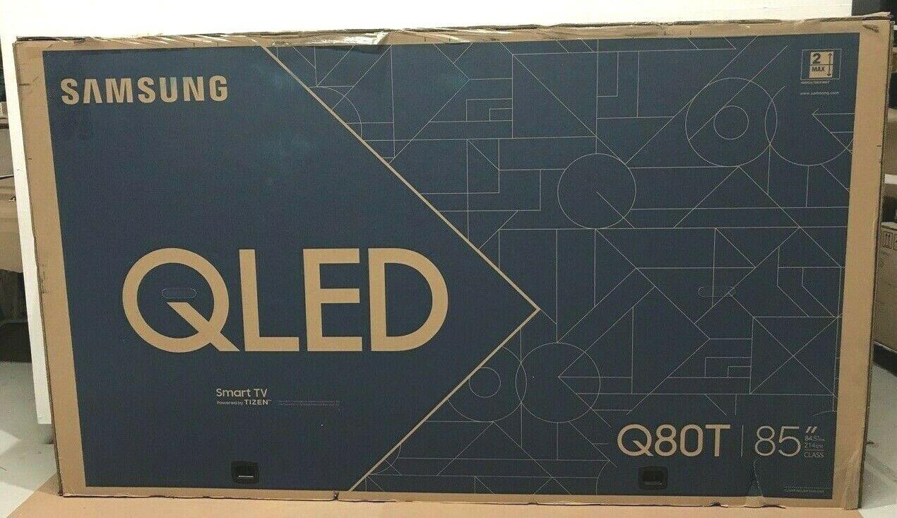 ⭐ Samsung Q80T 85