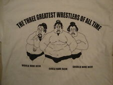 The Three Greatest Sumo Wrestlers of All Time Would Could Have Been T Shirt S