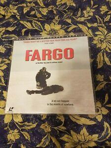 Fargo (Laserdisc, RARE, OOP)