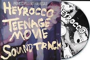 CD-CARTONNE-CARDSLEEVE-COLLECTOR-10T-HEYROCCO-TEENAGE-MOVIE-SOUNDTRACK-2015