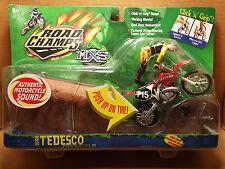 Ivan Tedesco #715 ROAD CHAMPS MXS Motocross Series 2000 Plano Honda CR 2-stroke