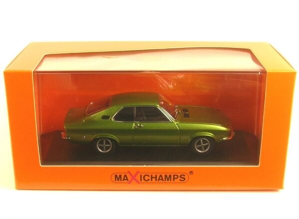 Opel Manta A (green metallic) 1970