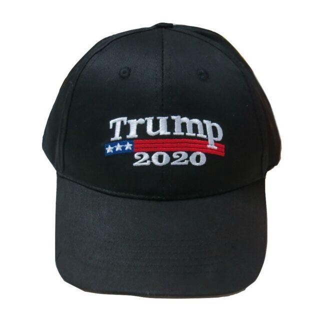 73d91464a51 Trump 2020 President Make America Great Again MAGA Baseball Cap Hat BLACK  hot!