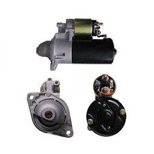 OPEL Calibra A 2.5i V6 Starter Motor 1993-1997 - 15273UK