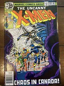 Uncanny-X-Men-120-VF-7-5-1st-appearance-Northstar-Aurora-Shaman