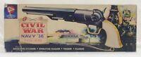 Pyro 1:1 Civil War Navy 36 Gun Model Kit C208