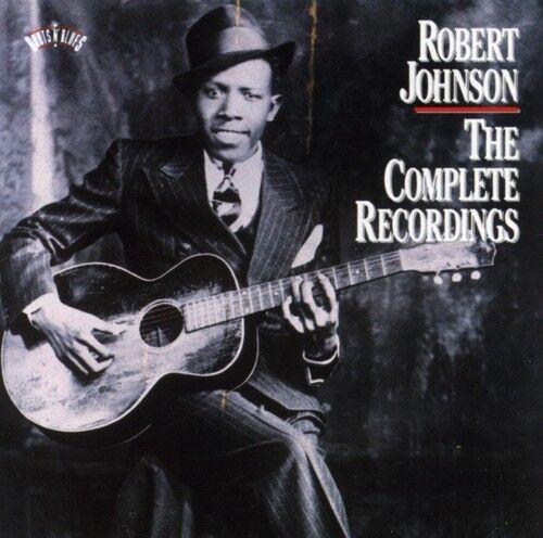 Robert Johnson The Complete Recordings 2 CD NEW