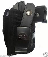 Pro-tech Gun Holster With Mag Pouch For Jennings J-25,j-22 With Laser