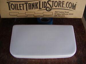 Western Pottery Ulf8 Toilet Tank Lid Ulf 8 White