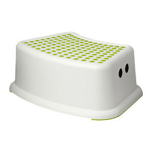 Das Bild Wird Geladen IKEA FORSIKTIG Kinder Kueche Badezimmer  Tritthocker Toilettentraining