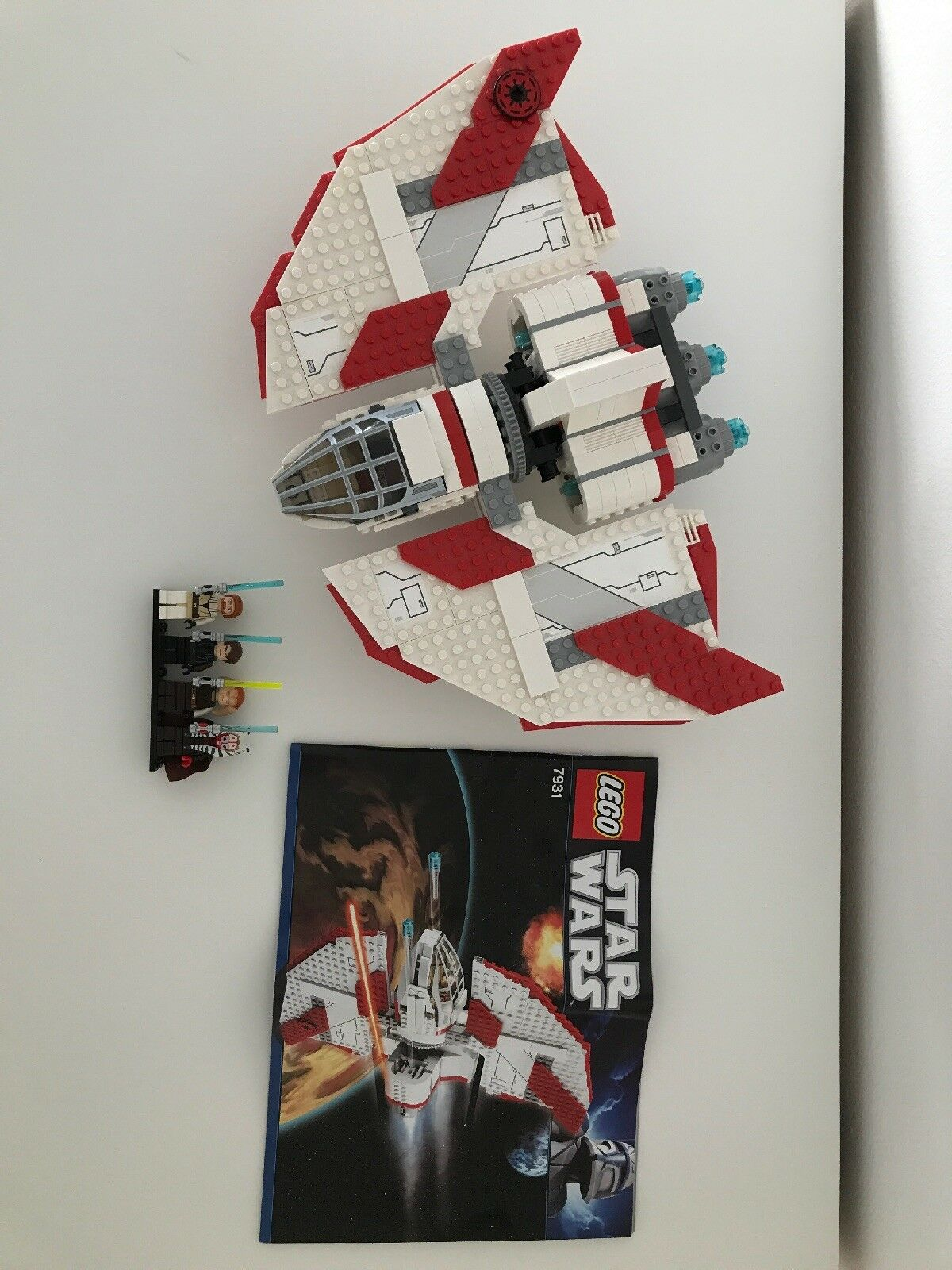 Lego Star Wars 7931 sets