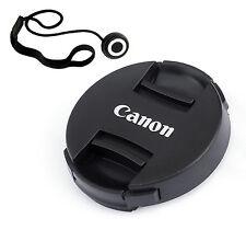 49mm Snap-On Front Lens Cap Keeper for CANON EF 50mm f/1.8 STM Lens