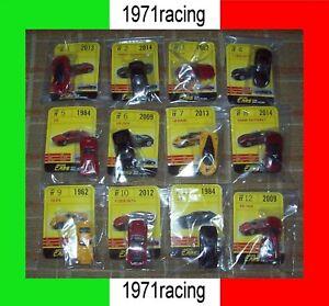 MICRO-CARS-FERRARI-SCALA-1-100-SERIE-COMPLETA-12-MODELLI-VEDERE-FOTO