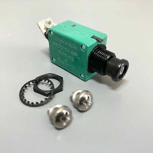KLIXON 2TC2-5 CIRCUIT BREAKER NEW MS3320-5