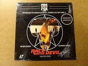 LASERDISC-RACE-WITH-THE-DEVIL-PETER-FONDA-WARREN-OATES