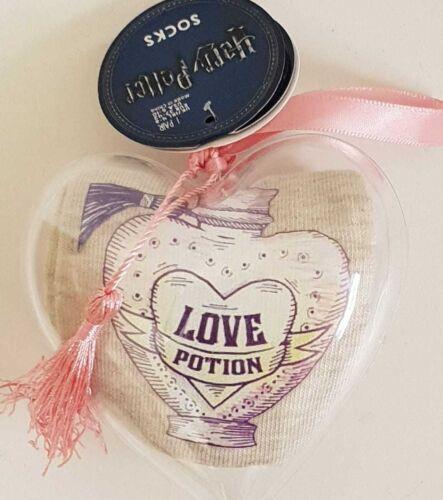 Harry Potter Bauble Honey Duke Baubles Women/'s Socks Valentine gift Primark 4-8