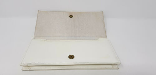 Blanc Sac Main Pochette Vintage A Ancienne wxBF60q