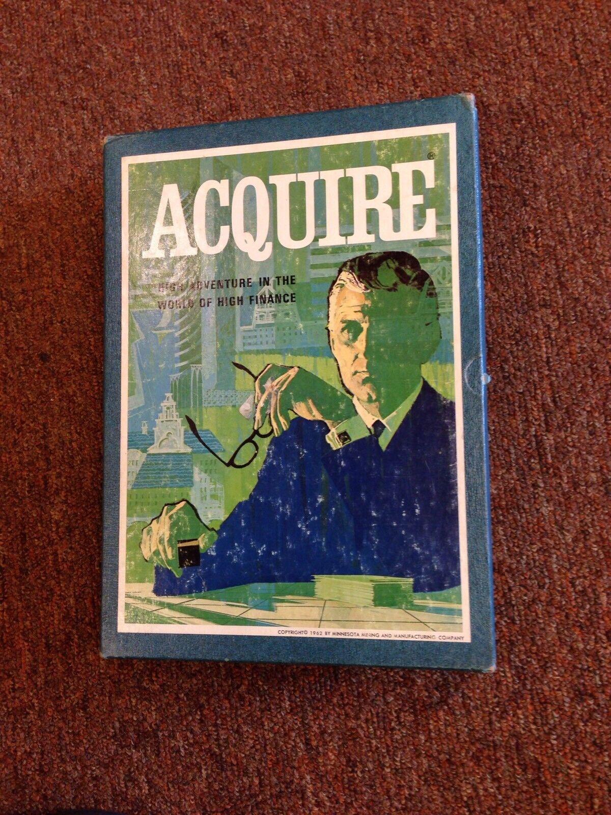 3M ACQUIRE 1962 IN BOX COMPLETE