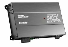 MTX RT500D 1000W Max Monoblock D Car Power Amplifier Amp 500W RMS + Remote