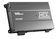 MTX RT500D 1000W Max Monoblock D Car Power Amplifier Amp 500W RMS + Remote