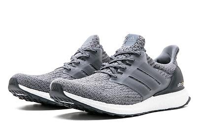 Adidas Ultra Boost 3.0 Mystery Grey