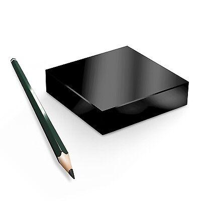 NEODYM MAGNET BLACK EDITION - N52 - 80x80x20mm - 400KG