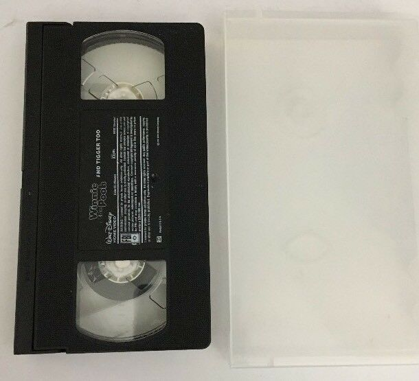 Winnie The Pooh And Tigger Too (VHS)
