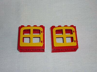 2x Forke Mistgabel Heugabel braun Lego Duplo Werkzeug Bauernhof