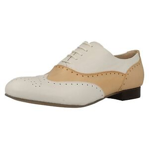 new high quality top-rated official recognized brands Details about SALE Ladies Clarks Brogue Shoes 'Ennis Willow'