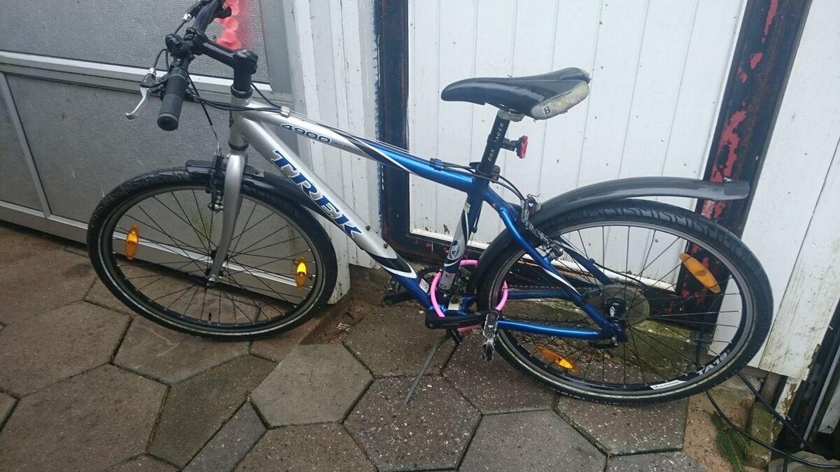 Herreracer, Trek 4900, 27 gear – dba.dk – Køb og Salg af Nyt og Brugt