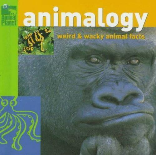 Animalogy : Weird and Wacky Animal Facts Hardcover Discovery Communications
