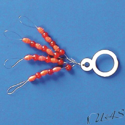 60 Latex /& Perlen Stopper Größe M 5 Pck A12 St Schnur Stopper Posen Stopper