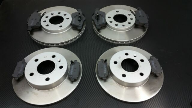 Vauxhall Astra H Mk5 Front /& Rear Brake Discs And Pads Set New 5 Stud 2004-2009