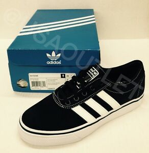 timeless design 68981 3e5c1 Image is loading ADIDAS-ADI-EASE-G24371-BLACK-WHITE-NEW