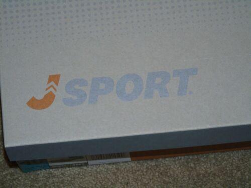 Grey Women/'s J Sport Poppy Sandals New W//Box /& Tags Size 8