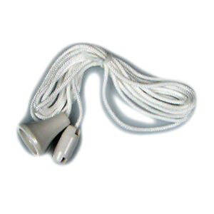 DENCON-PACK-OF-2-Ceiling-Switch-Spare-Pull-Cord-For-Bathroom-1-5m-WHITE