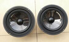 pair vienna-acoustics Bach Grand 7 inch crystal x3p cone midbass woofer K.O seas