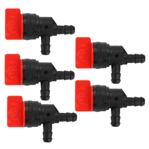 "1//4/"" Line Fuel Gas Filter Shut Cut Off Valve Clamp Kit For"