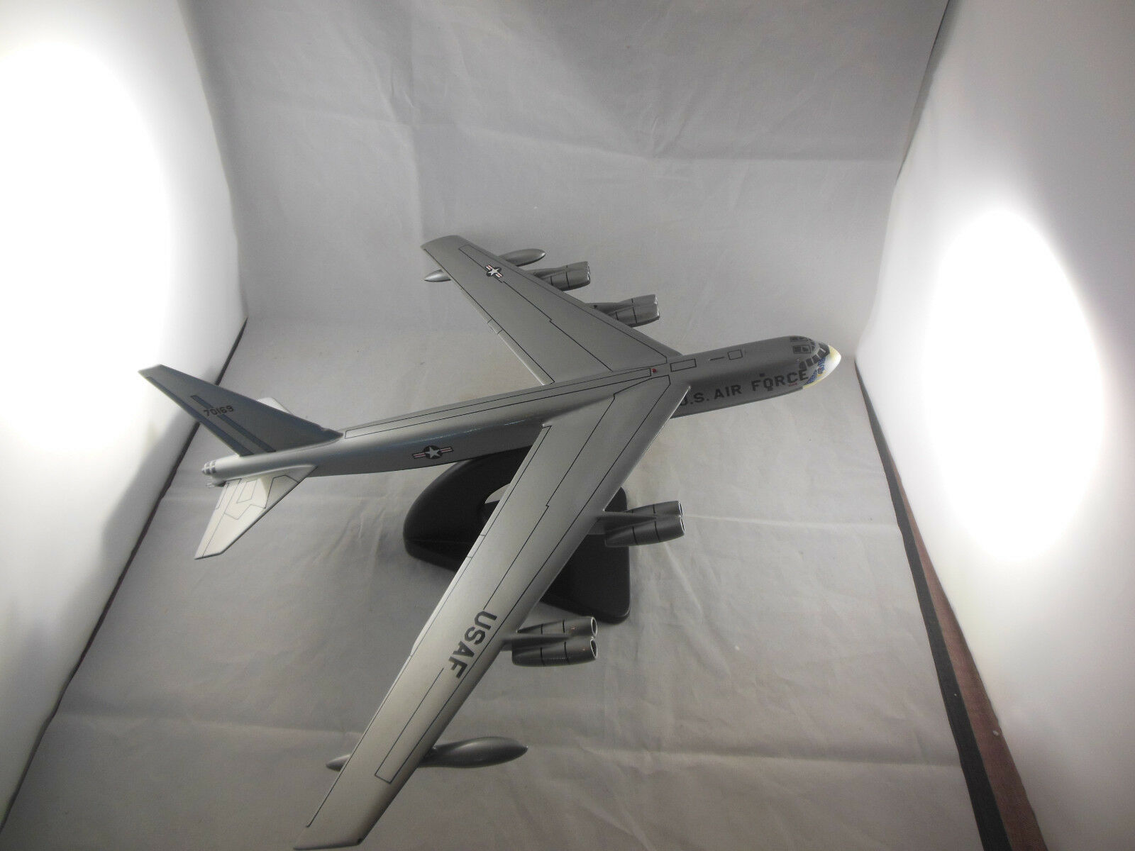 Very Rare Bravo Delta Models Boeing B52 Stratofortress USA Airforce 1 100 Scale
