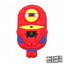 MINIONS-Schuh-Pins-Crocs-Clogs-Disney-Schuhpins-Basteln-Batman-jibbitz Indexbild 15