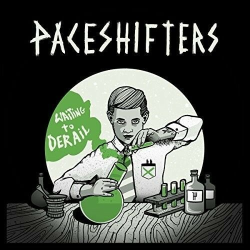 Paceshifters - Waiting To Derail [New CD] UK - Import