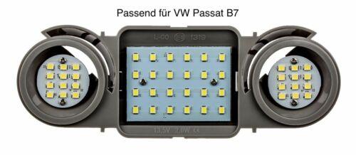 DEL éclairage intérieur Lumière Paquet modules Intérieur Arrière Vw passat b7 ib6
