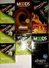 48 pcs Multi Variety Condom Condoms Moods All Night , Kamasutra KS Superthin