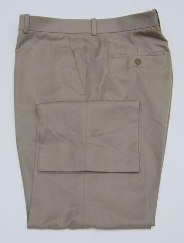 NWOT Mens Perry Ellis Tan Dress Pants